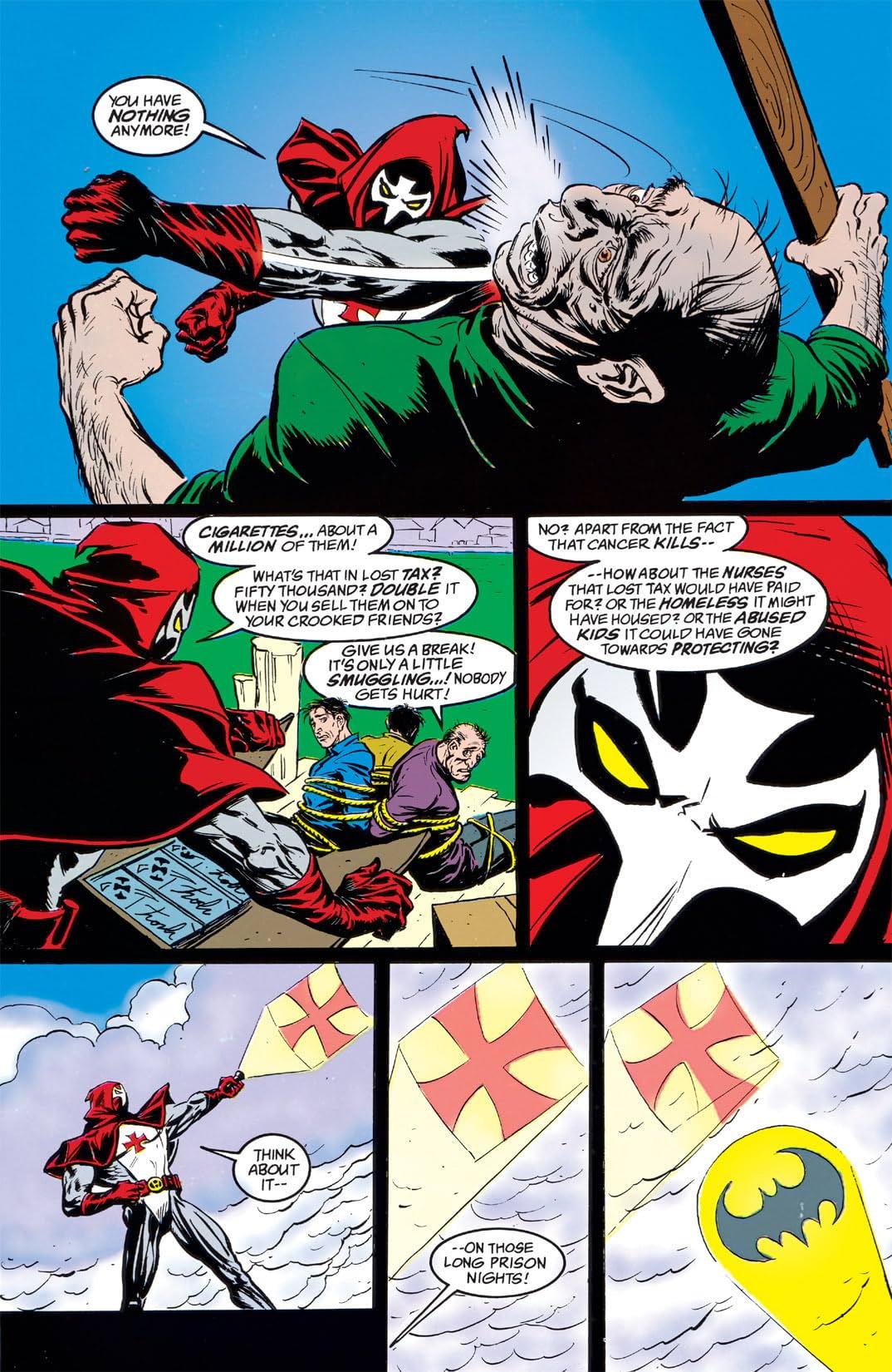 Batman: Shadow of the Bat #21