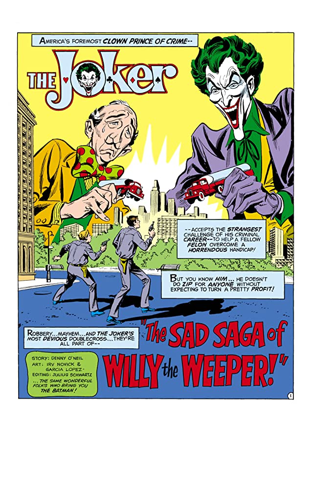 The Joker (1975-1976) #2