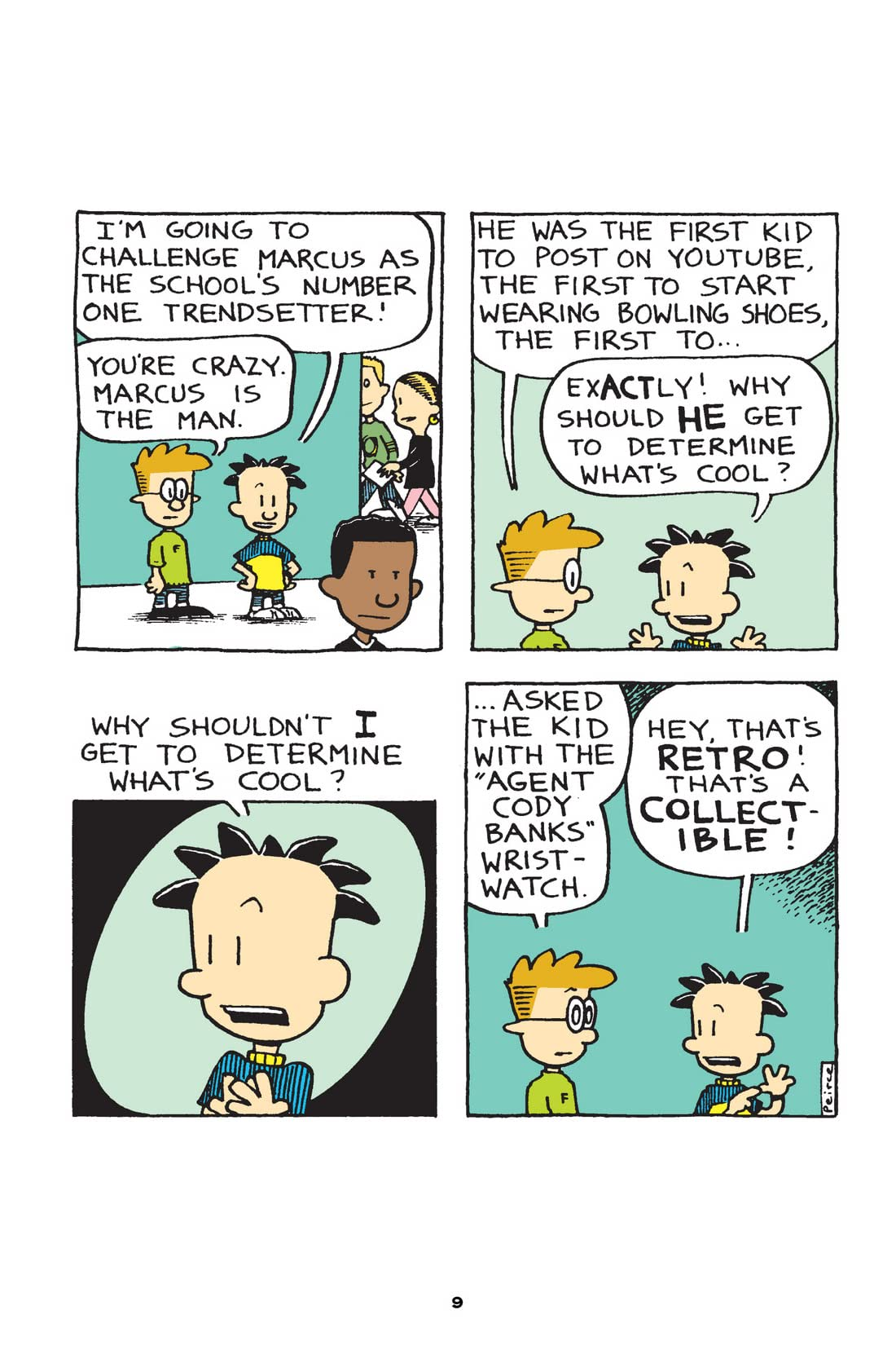 Big Nate: Out Loud
