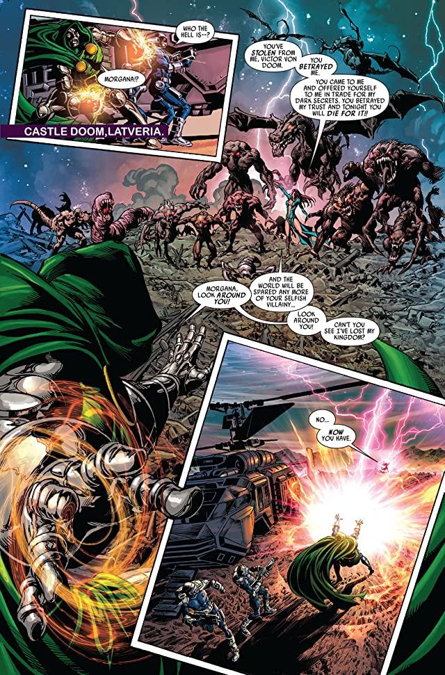 click for super-sized previews of Dark Avengers #2