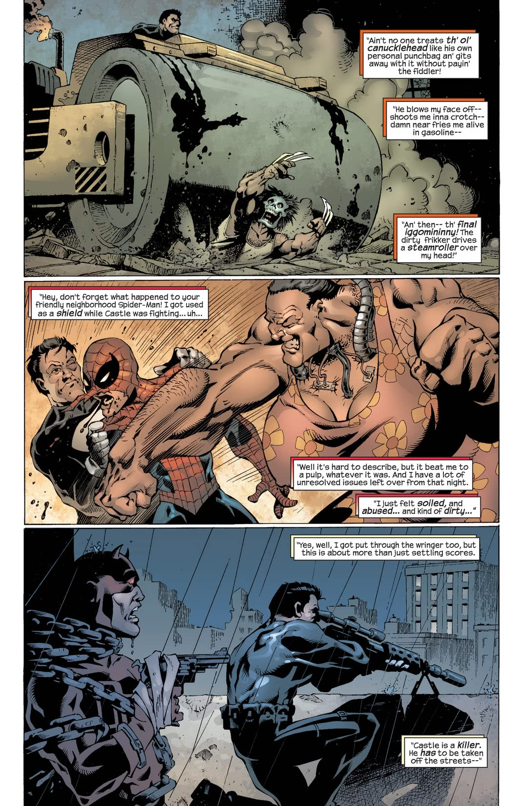 The Punisher (2001-2003) #33