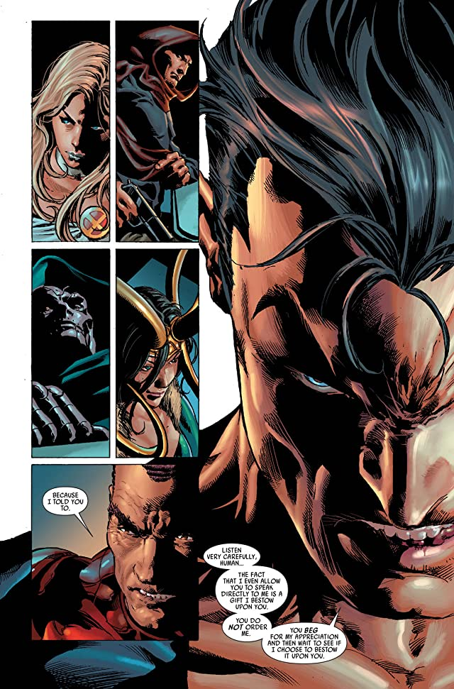 click for super-sized previews of Dark Avengers #6
