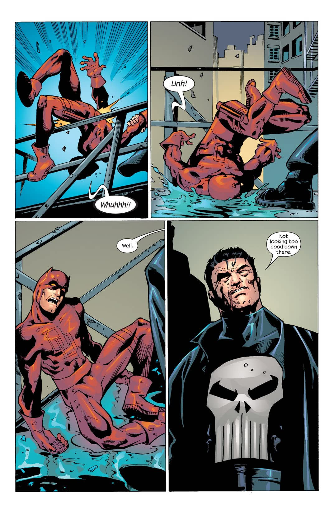 The Punisher (2001-2003) #36