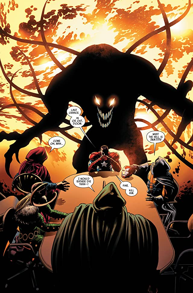 click for super-sized previews of Dark Avengers #15