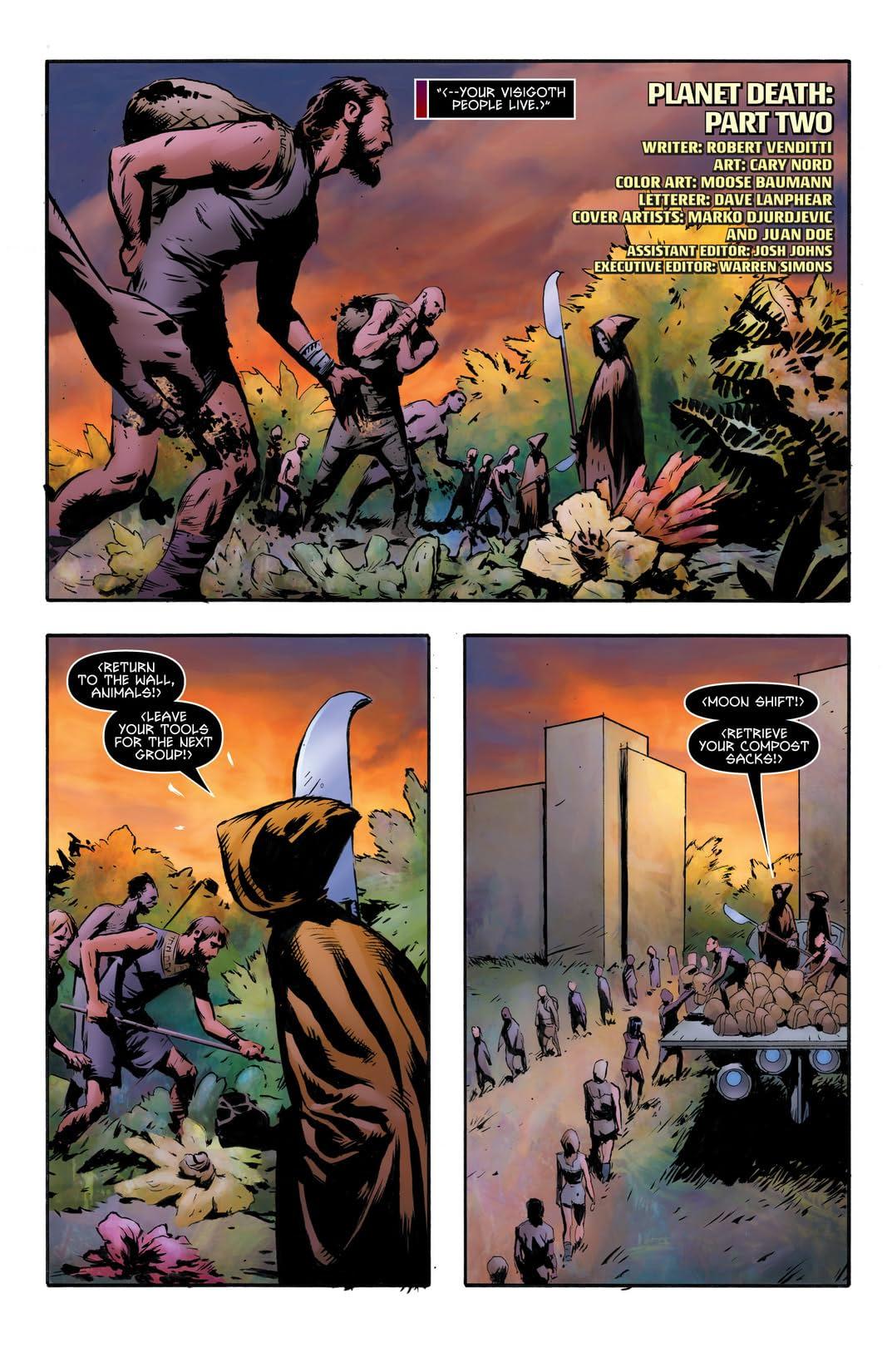 X-O Manowar (2012- ) #12: Digital Exclusives Edition