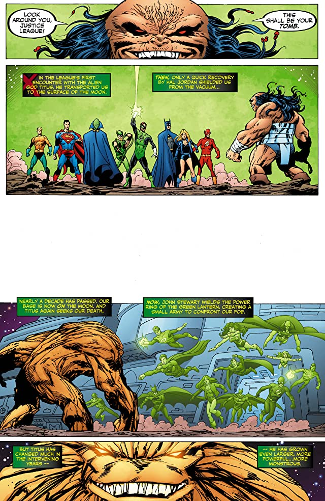 click for super-sized previews of JLA: Classified #54