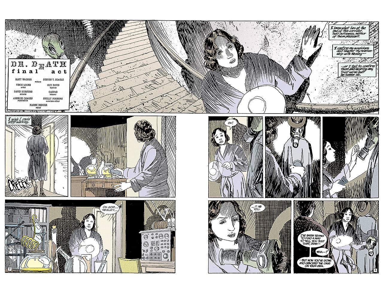 Sandman Mystery Theatre (1993-1999) #24