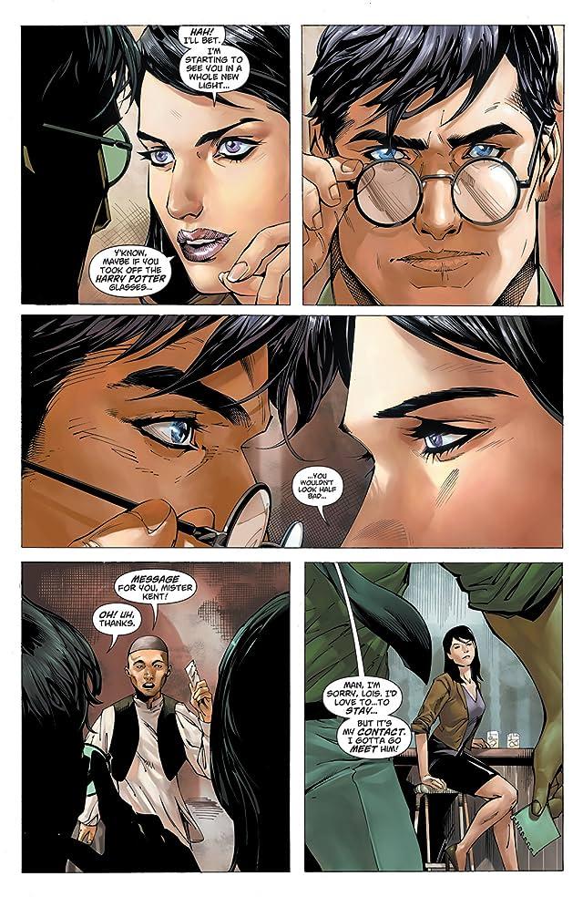 Action Comics (2011-) #19