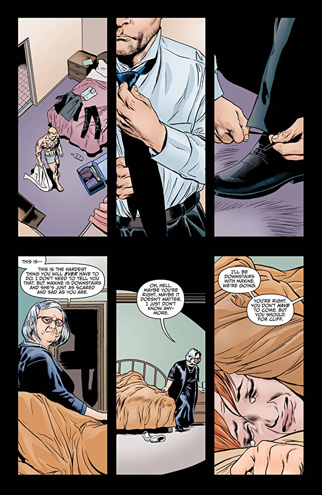 click for super-sized previews of Animal Man (2011-2014) #19