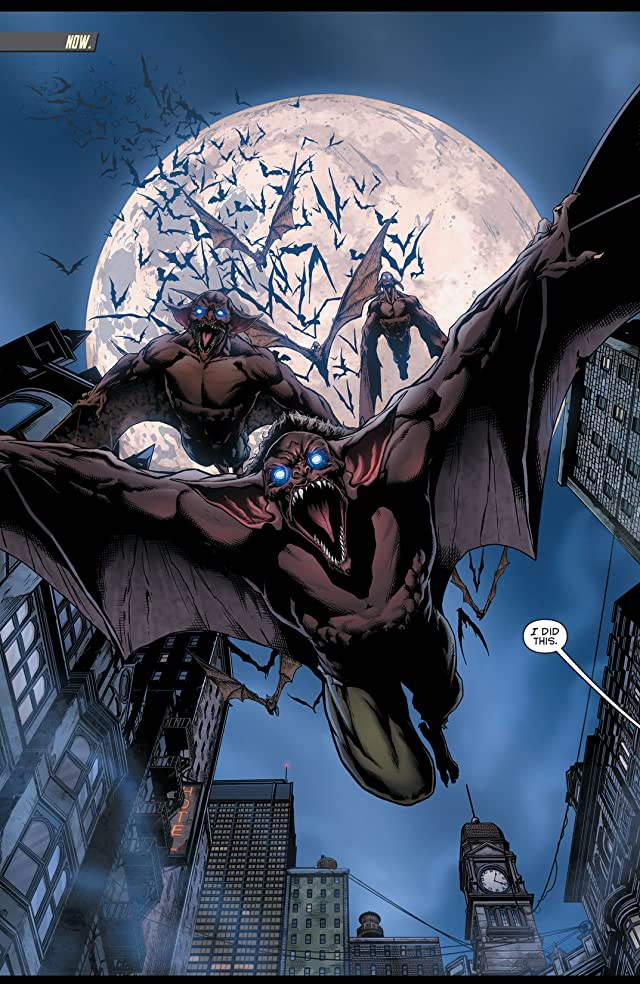 click for super-sized previews of Detective Comics (2011-) #19