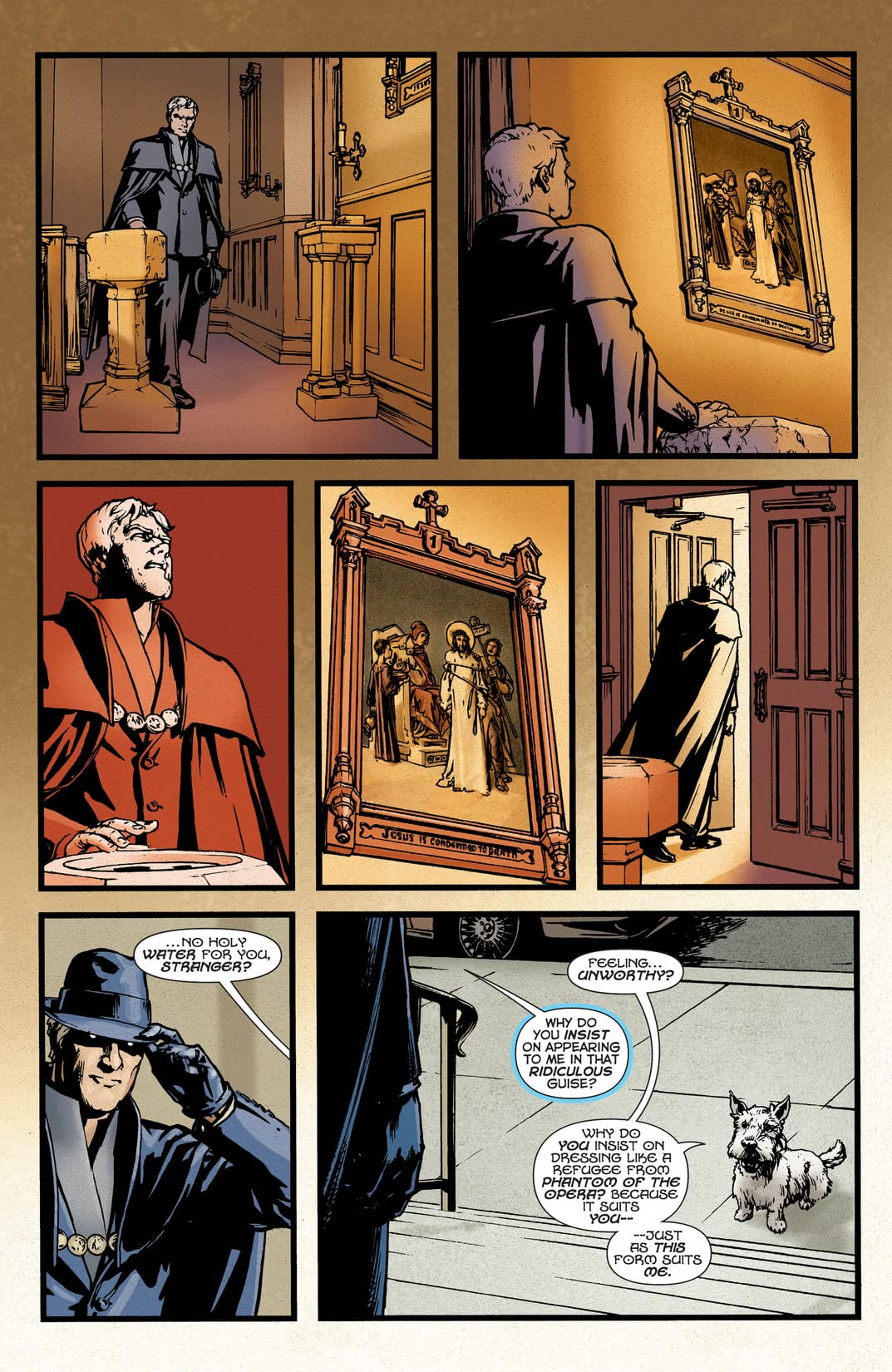 The Phantom Stranger (2012-2014) #7