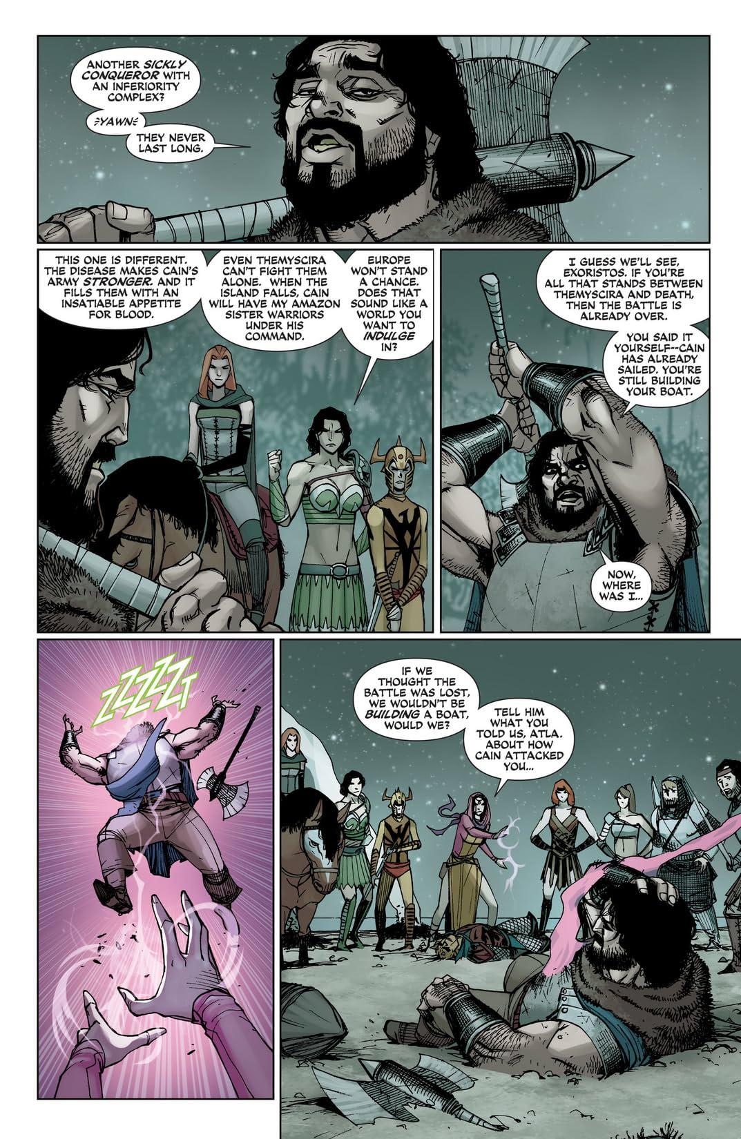 Demon Knights (2011-2013) #19