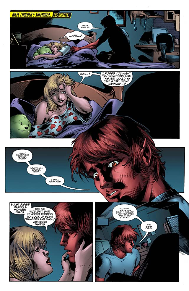 The Ravagers (2012-2013) #11