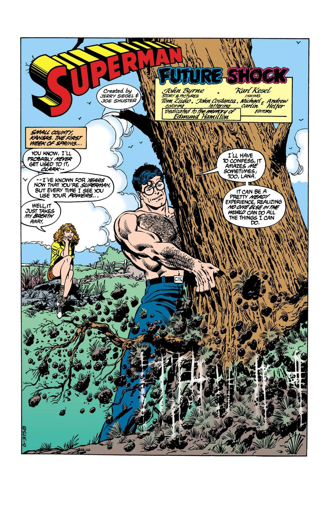 Superman (1987-2006) #8