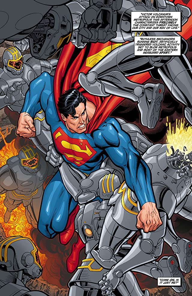 click for super-sized previews of Superman Confidential #8
