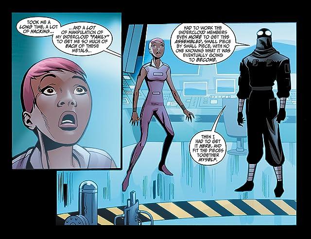 Batman Beyond (2012-2013) #21