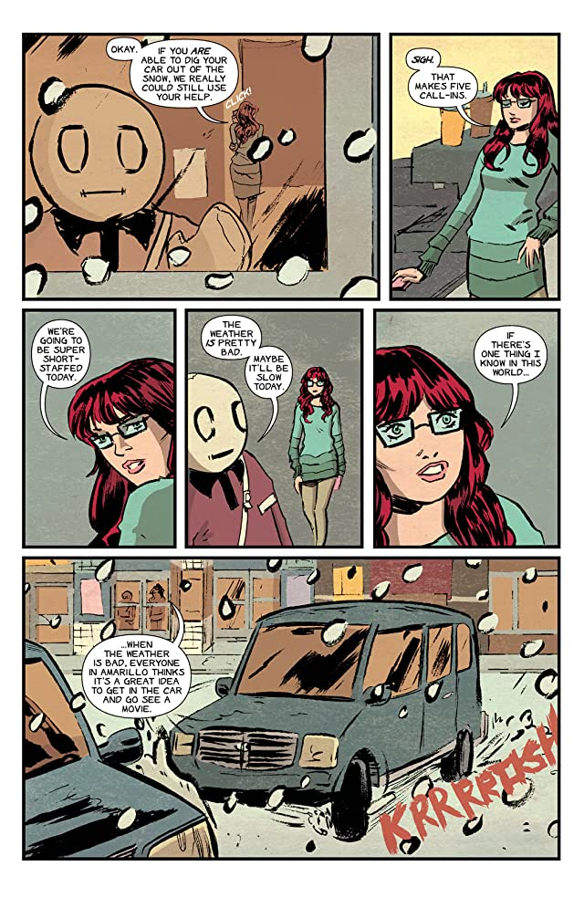 click for super-sized previews of The Li'l Depressed Boy #16