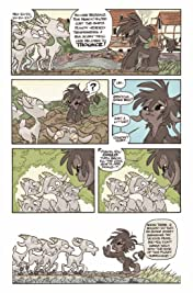 Bodie Troll #1 (of 4)