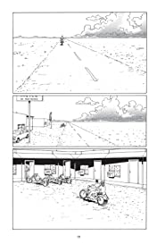 Terry Moore's Echo #7