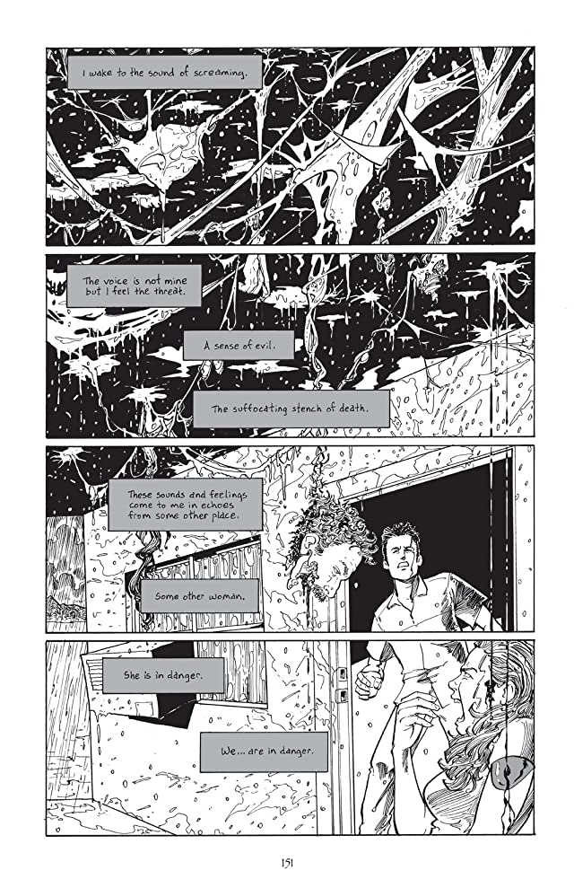 click for super-sized previews of Terry Moore's Echo #8