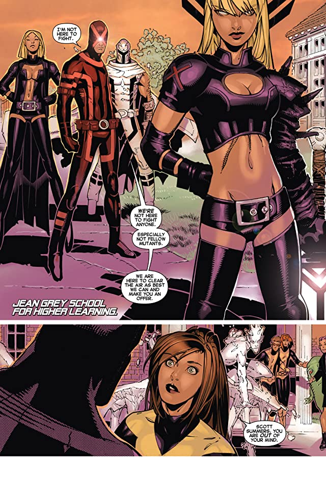 click for super-sized previews of Uncanny X-Men (2013-) #4