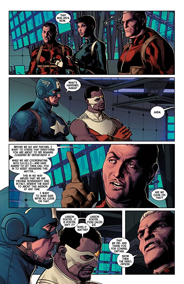 click for super-sized previews of Avengers (2012-2015) #10