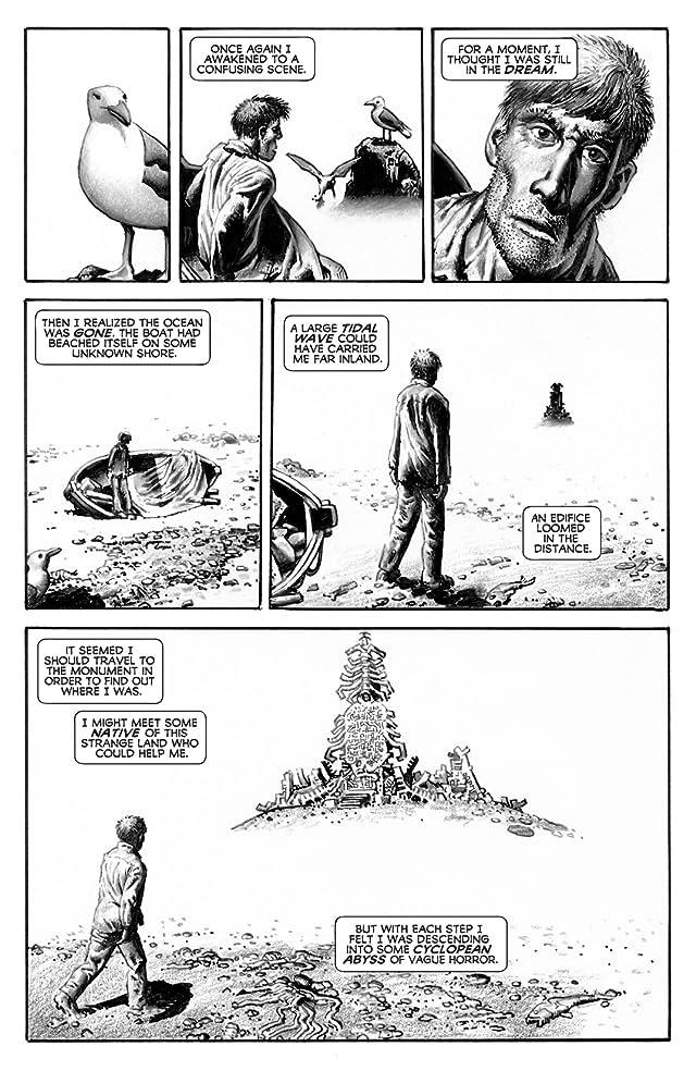 Haunt of Horror: Lovecraft #1 (of 3)