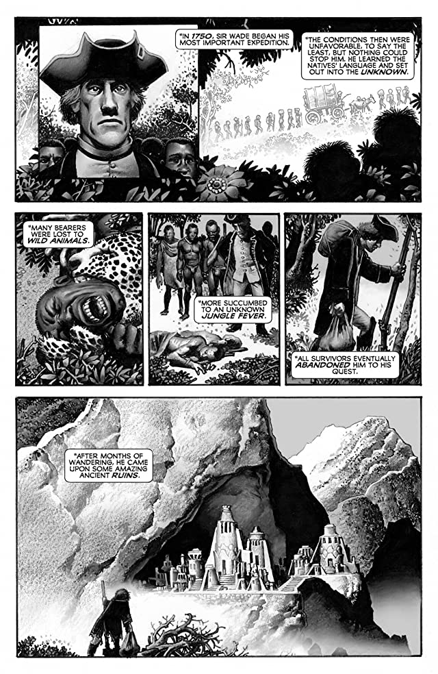 Haunt of Horror: Lovecraft #3 (of 3)