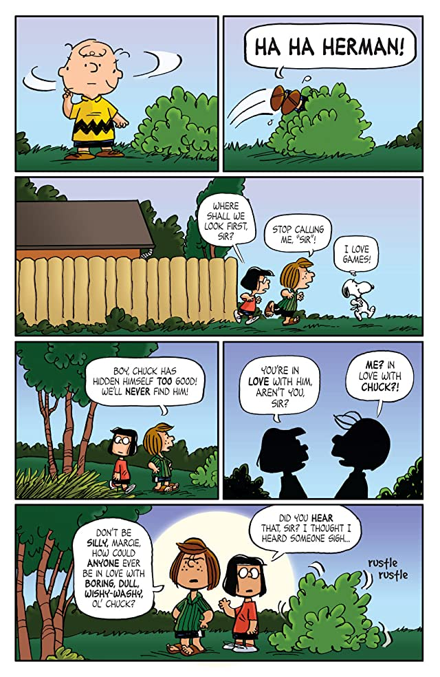click for super-sized previews of Peanuts Vol. 2 #8