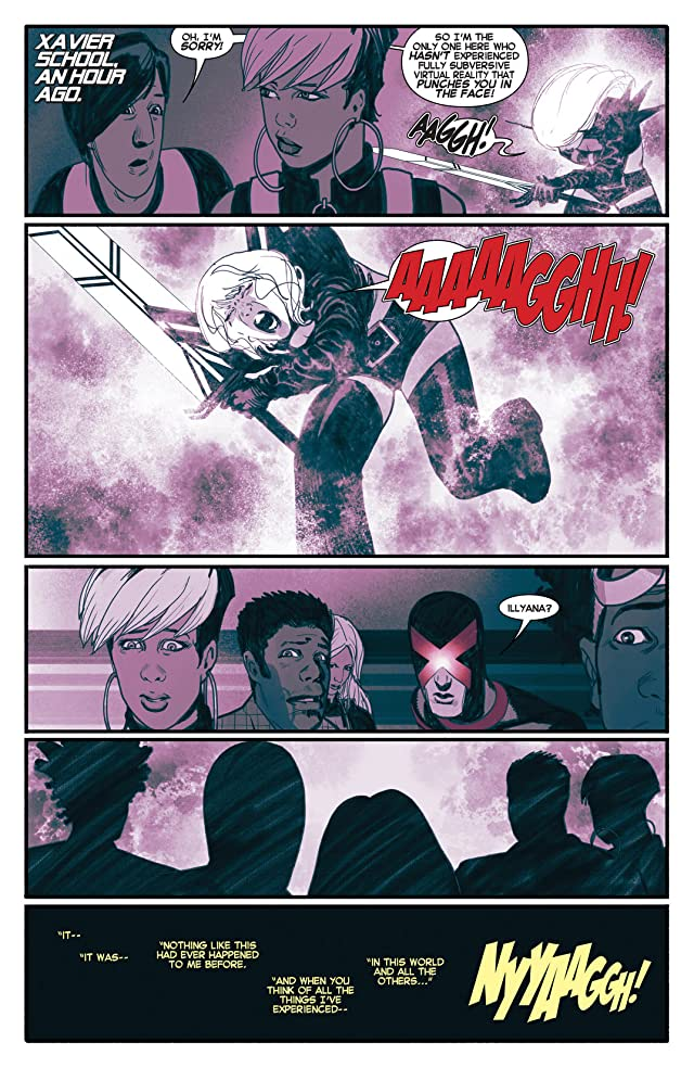 click for super-sized previews of Uncanny X-Men (2013-) #5