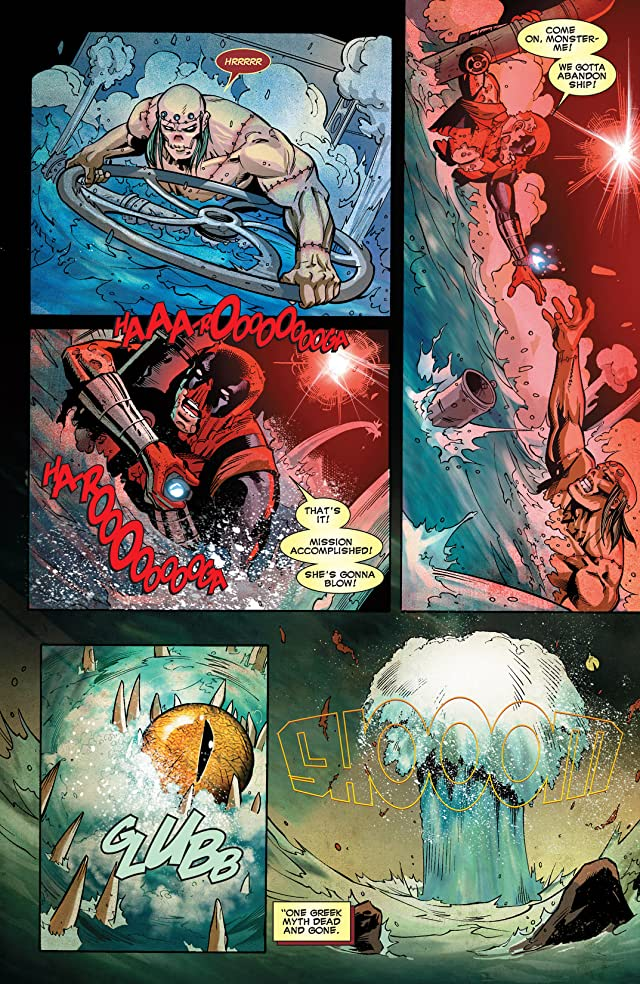 click for super-sized previews of Deadpool Killustrated #4 (of 4)