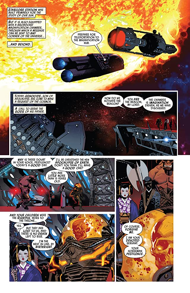 click for super-sized previews of Uncanny Avengers #7