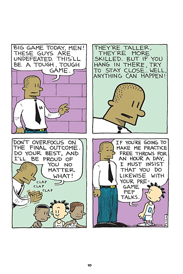 click for super-sized previews of Big Nate: Game On!