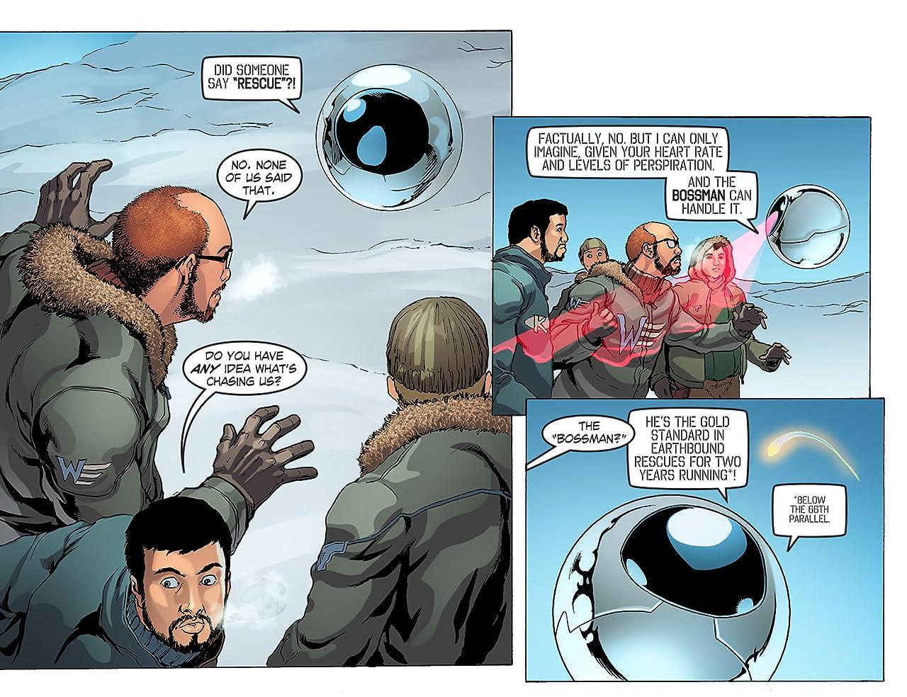 Smallville: Season 11 #42
