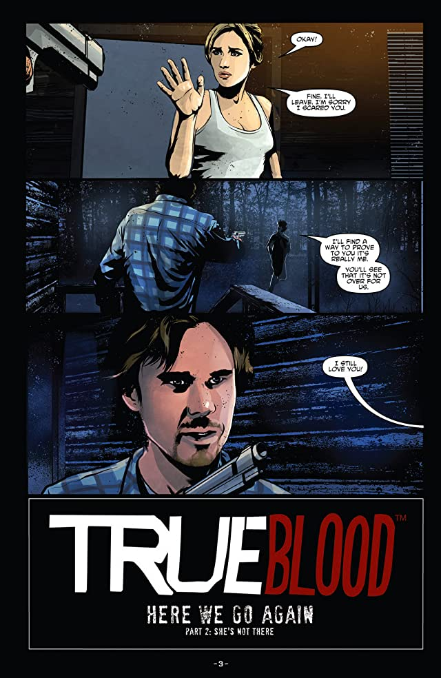 click for super-sized previews of True Blood (2012-2013) #12