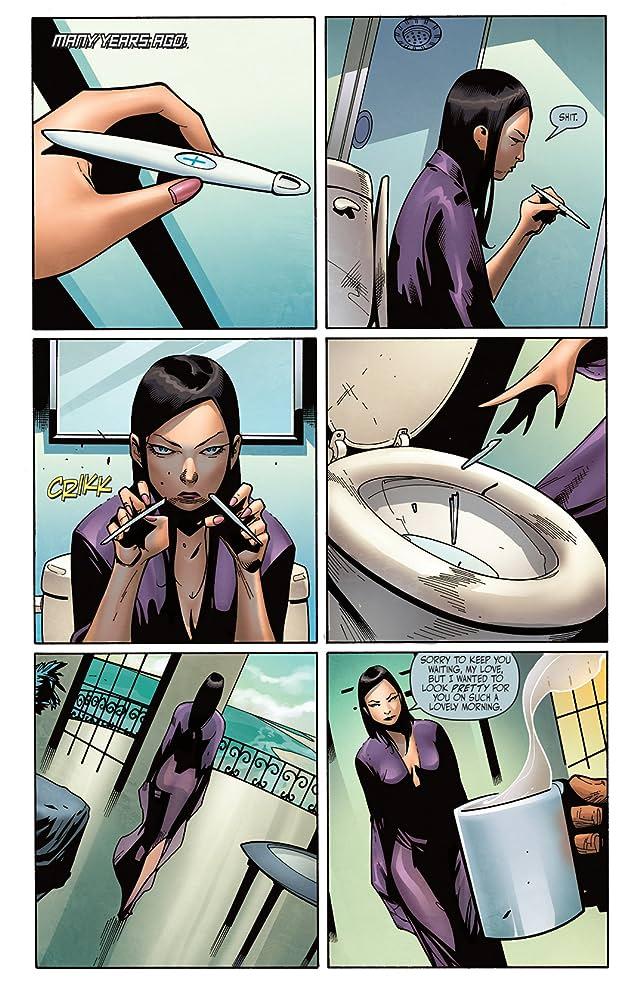 Cyberforce (2012) #4