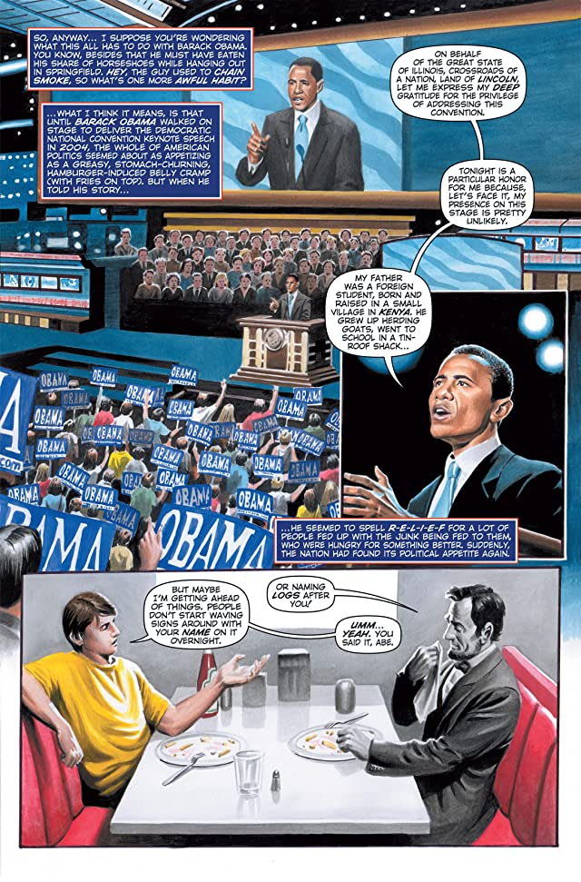 click for super-sized previews of Political Power: Presidents of the United States