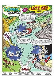 Sonic the Hedgehog #33