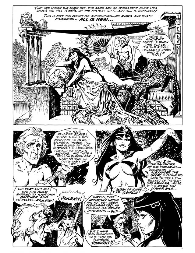 Vampirella Archives Vol. 6