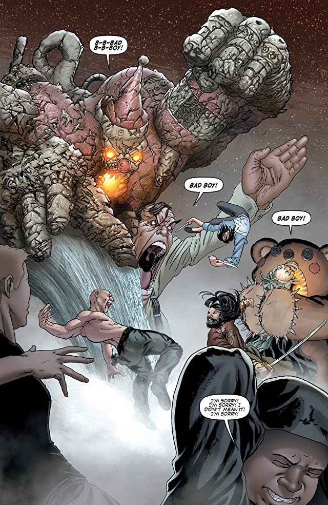click for super-sized previews of Dead Man's Run #4