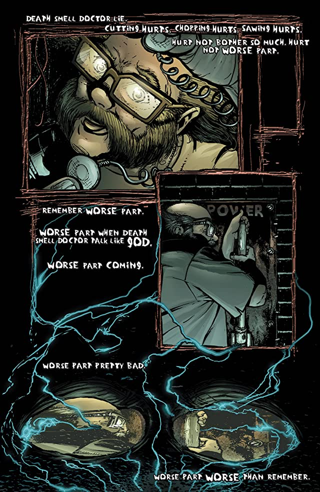 click for super-sized previews of Cy-Gor #1