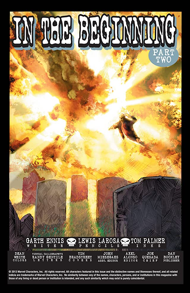 click for super-sized previews of The Punisher (2004-2008) #2