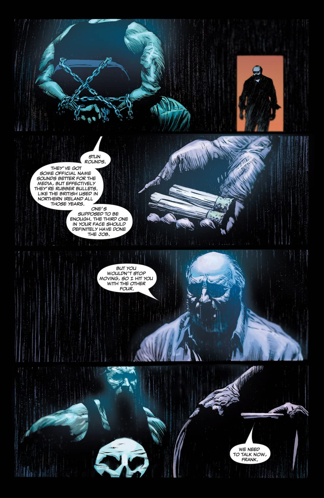The Punisher (2004-2008) #3