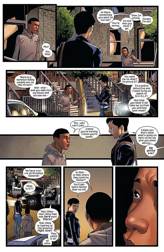 Ultimate Comics Spider-Man (2011-2013) #22