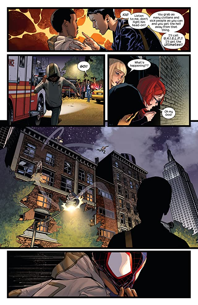 click for super-sized previews of Ultimate Comics Spider-Man (2011-2013) #22