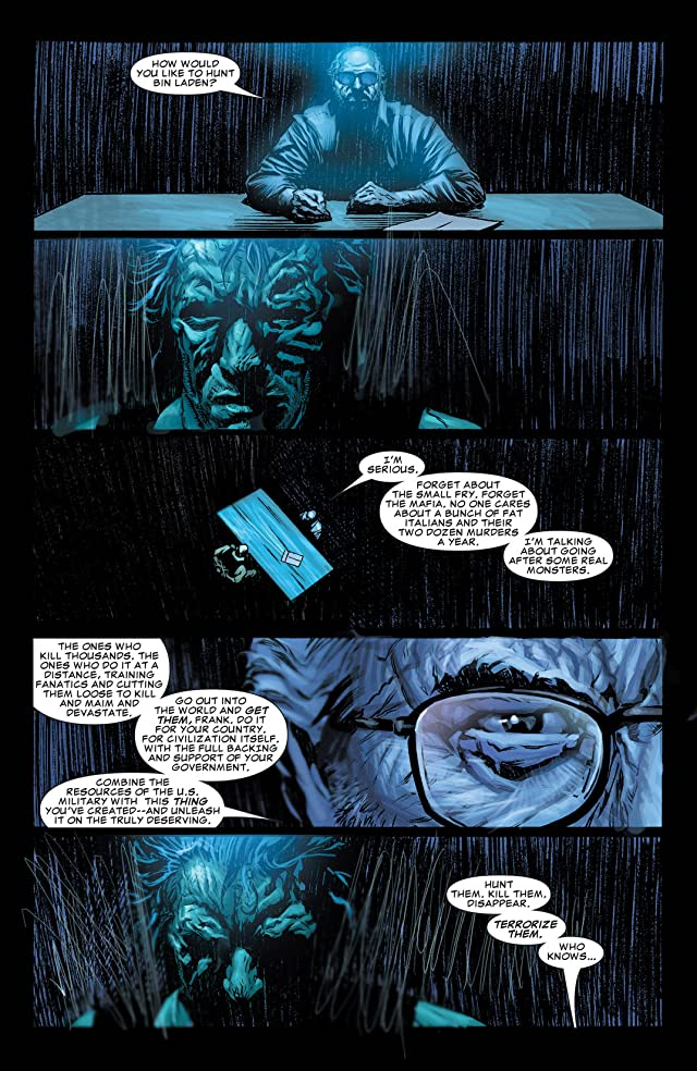 click for super-sized previews of The Punisher (2004-2008) #4