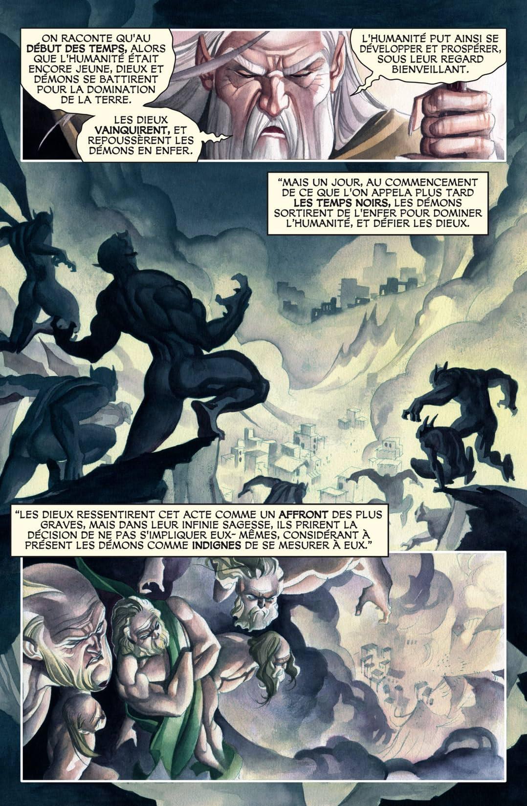 Rage - Fléau des démons #0