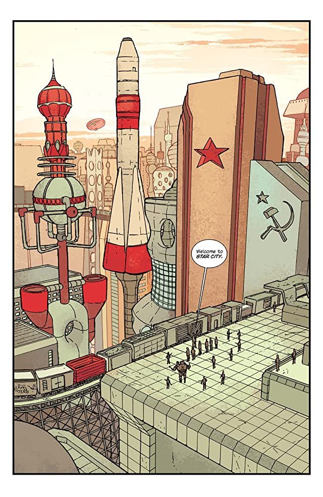 click for super-sized previews of The Manhattan Projects Vol. 2