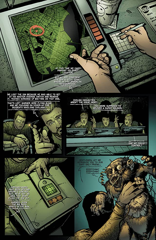 click for super-sized previews of Cy-Gor #6