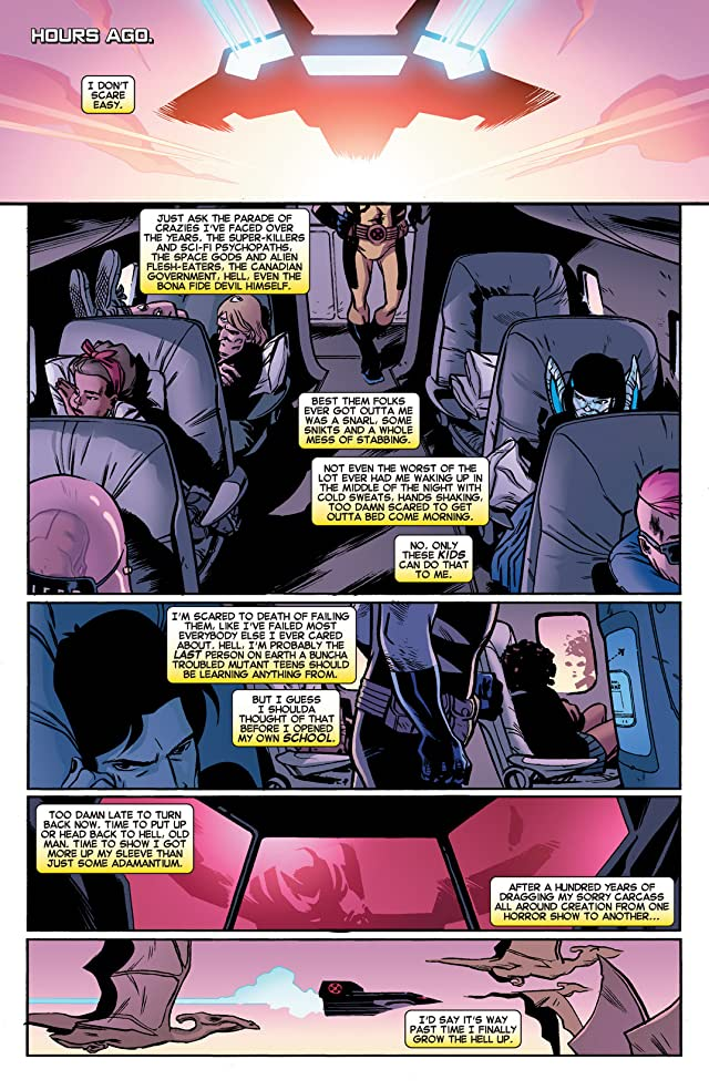 click for super-sized previews of Wolverine and the X-Men #28